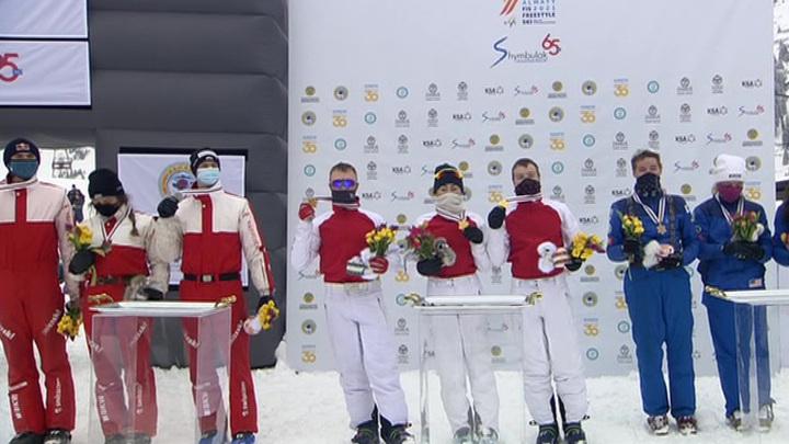 Россия стала триумфатором чемпионата мира по фристайлу
