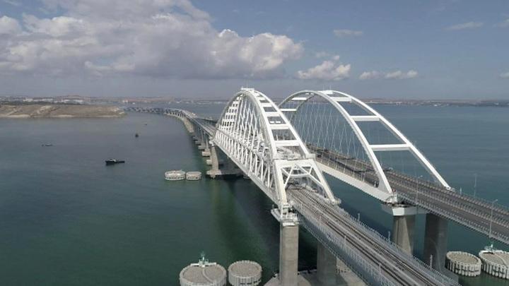 Крымский мост восхитил главу немецкой делегации