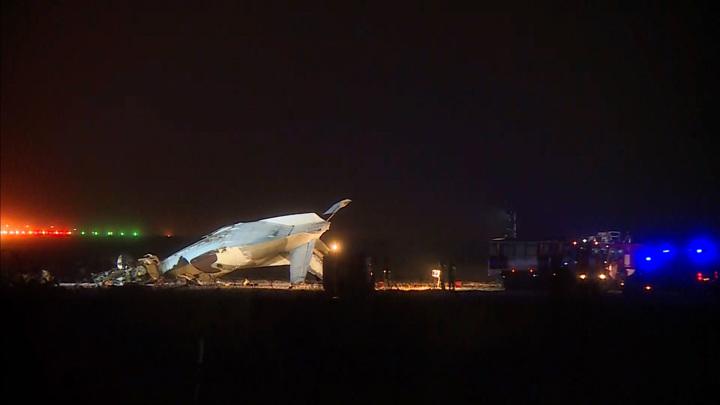 Крушение Ан-26: подробности
