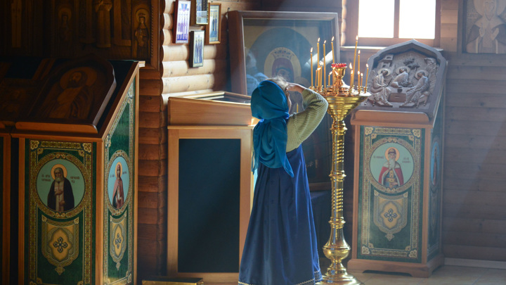 Православные верующие отмечают Прощеное воскресенье