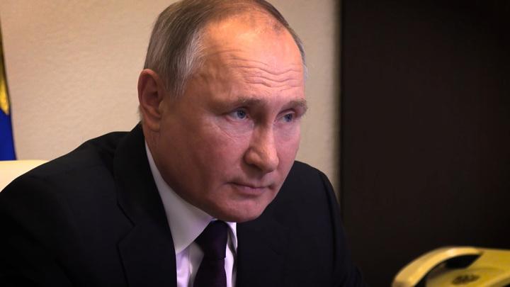 У Путина нет побочных эффектов после прививки