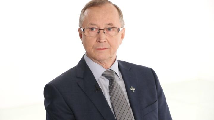 """Гость """"Белой студии"""" – Николай Бурляев"""