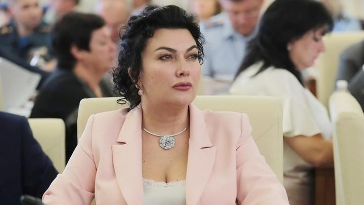Министра культуры Крыма не будут увольнять из-за нецензурной реплики