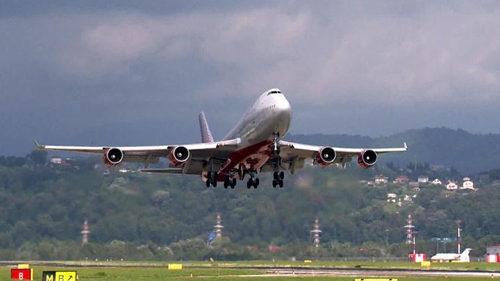 В России спрос на авиабилеты подскочил в пять раз