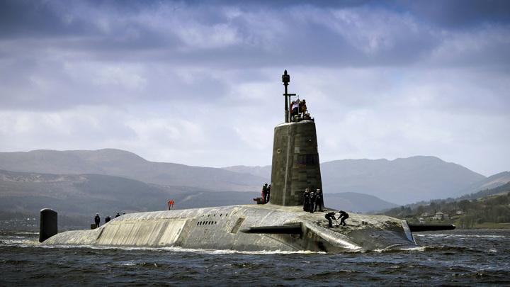 """""""Британские ценности"""" будут защищать 260 ядерных боеголовок"""