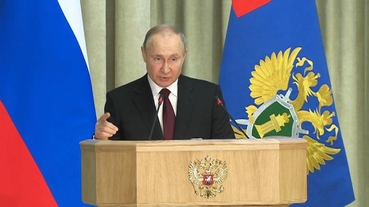 Путин поручил прокуратуре отслеживать состояние рынка труда и выплату зарплат