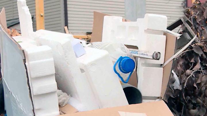 На Дону разработают систему управления строительными отходами