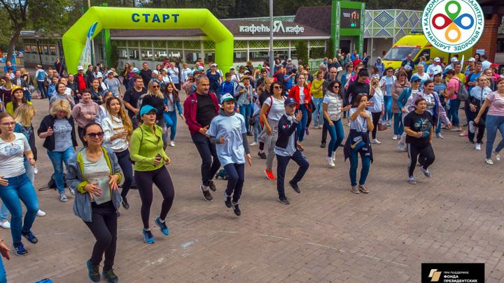 Маршрут здоровья: в России пройдут соревнования по фоновой ходьбе