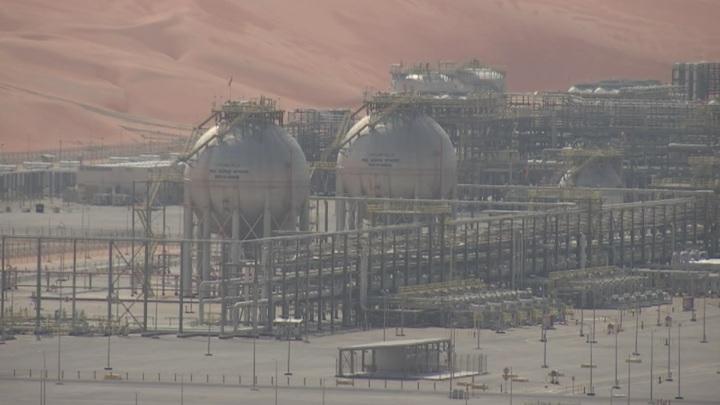 Россия осудила ракетный удар по НПЗ Saudi Aramco