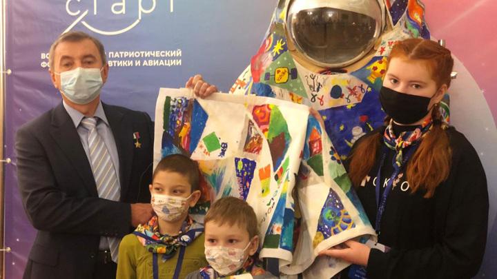 """""""Мечтатель"""" отправится на МКС вместе с новым экипажем"""