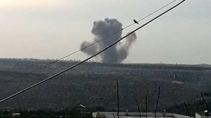 Анкара обвинила Дамаск в ударах по больнице