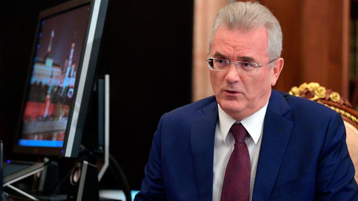 В Кремле не исключили возможность отставки Белозерцева в связи с утратой доверия
