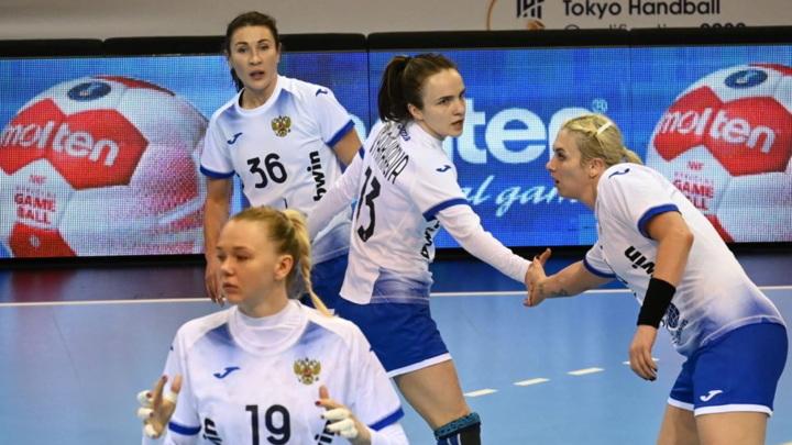 Российские гандболистки пробились в финальную часть чемпионата мира