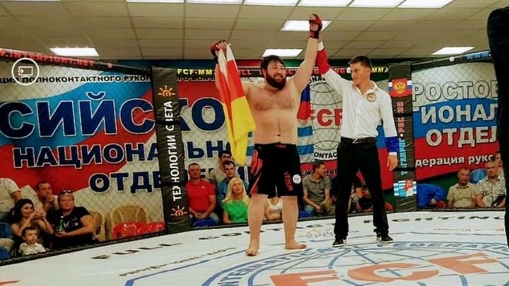 Двукратный чемпион по версии FCF-MMA погиб в драке в Моздоке