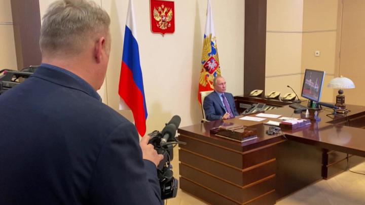 Насколько Владимир Путин защищен от коронавируса