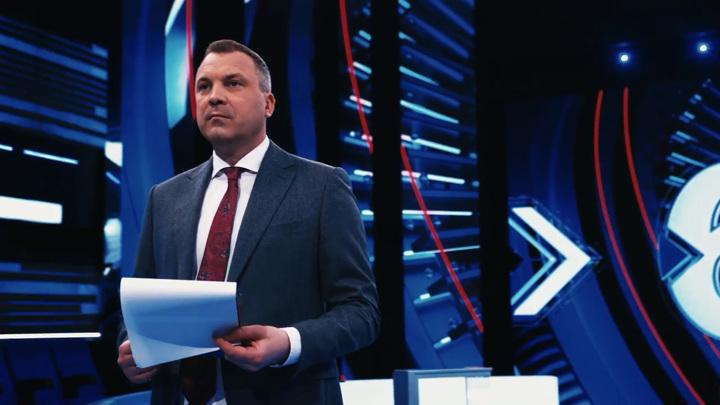"""Евгений Попов временно не будет вести """"60 минут"""""""