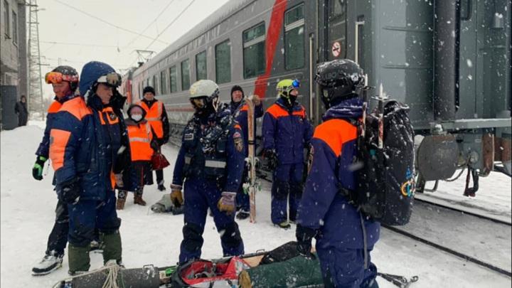 Эвакуация в Хибинах завершена: пострадавшим туристам выделили поезд