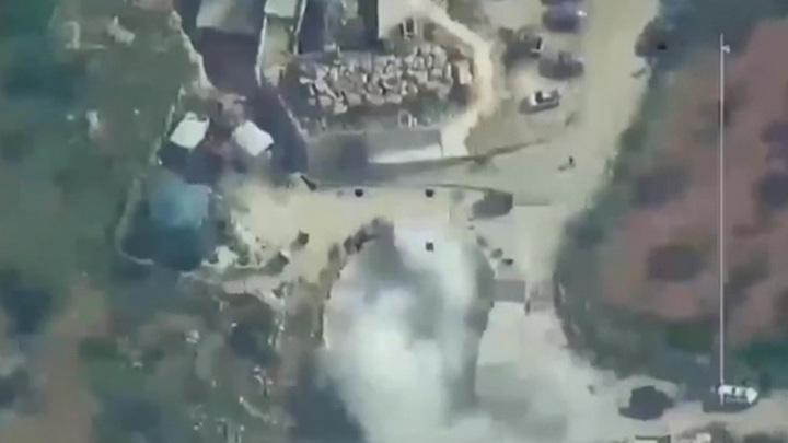 """Снова """"Белые каски"""": видео с сирийского дрона опровергает очередной подлог"""
