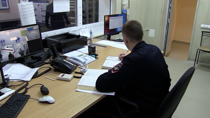 В Волгограде автоугонщики задержаны на месте преступления