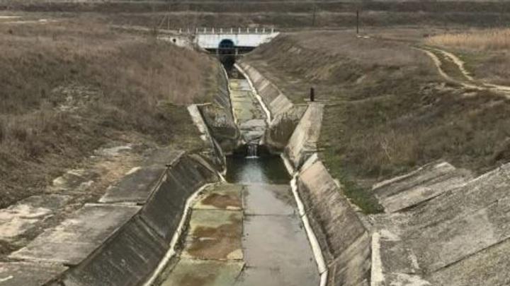 Власти Крыма подсчитали ущерб от украинской водной блокады