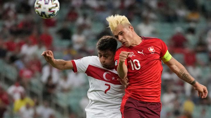 """Евро-2020. Швейцария – Турция – 3:1. Матч группы """"А"""""""