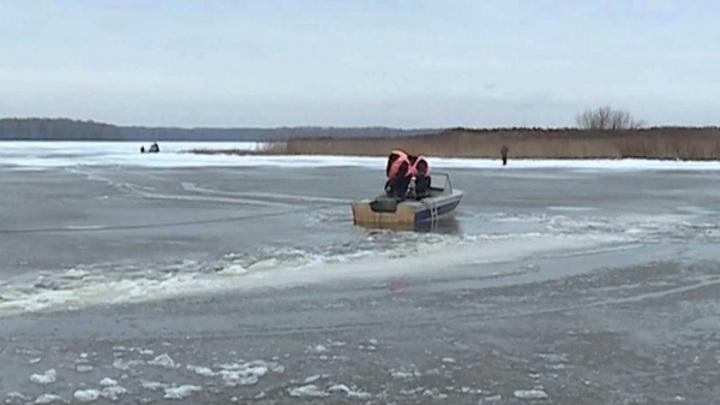 На Костромском море обнаружено тело утонувшего рыбака