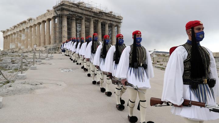 Вопрос о возобновлении полетов в Грецию решат на следующей неделе