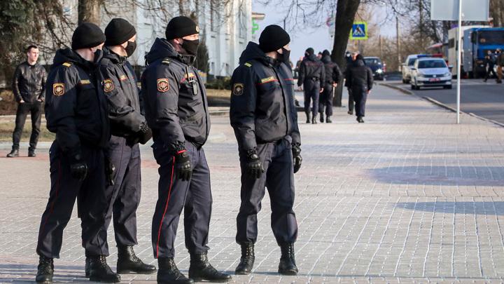 В Белоруссии задержали 11 человек за участие в протестах