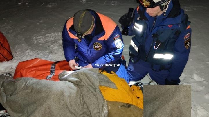 В Хибинах погиб получивший тяжелые травмы фрирайдер