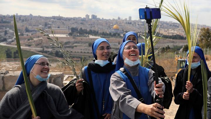 Израиль разрешит въезд для вакцинированных иностранных туристов с 23 мая