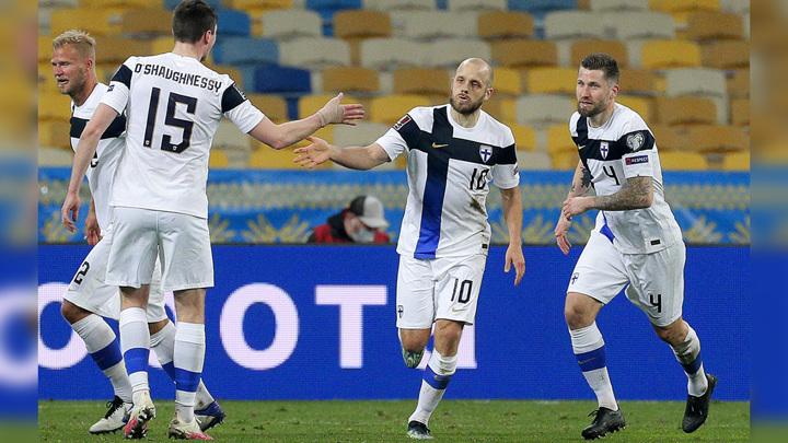 """Евро-2020. Финляндия – Бельгия – 0:2. Матч группы """"В"""""""
