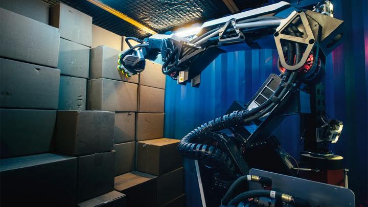 """Почта России"" заинтересовалась роботом-грузчиком Boston Dynamics"