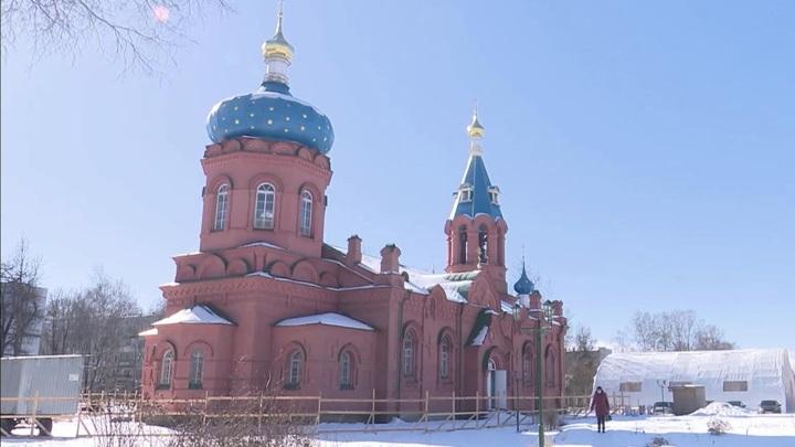 В Храме Александра Невского в Пскове начинается реставрация