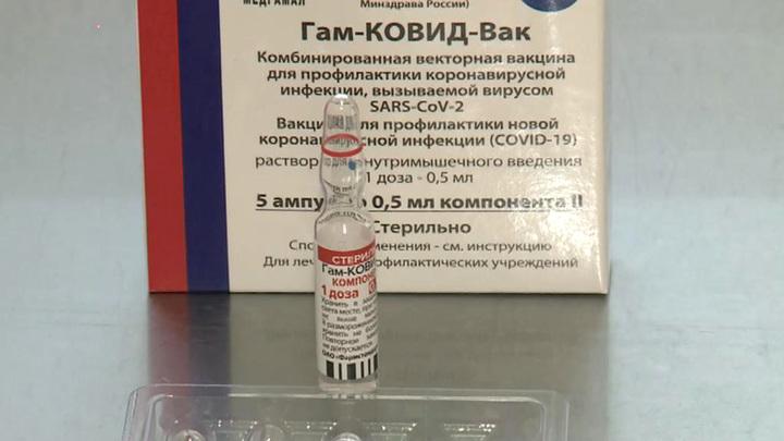 """Минздрав ФРГ высказался о сертификации российского """"Спутника V"""""""