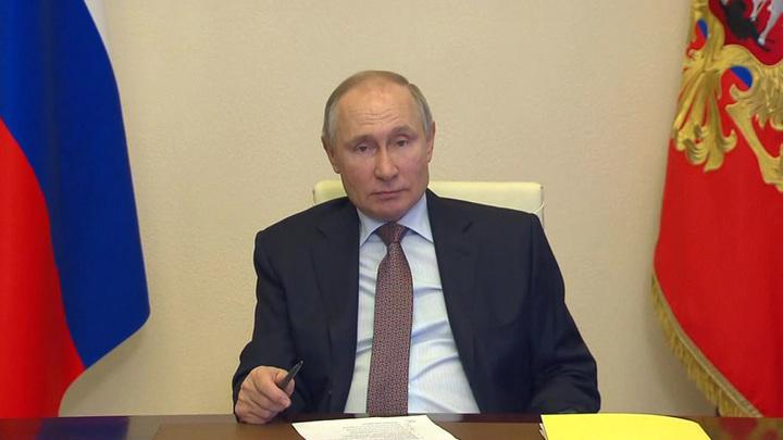 Путин: власти, работодатели и профсоюзы должны работать как партнеры