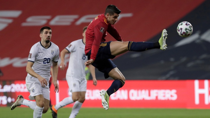 Испания обыграла Косово в квалификации чемпионата мира