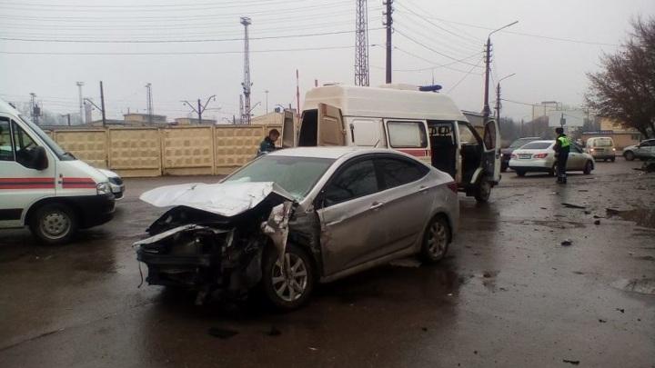 Инсульт у водителя автобуса привел к массовой аварии в Туле