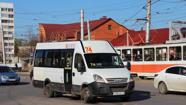 Жителям Ульяновска предложили модернизировать схему общественного транспорта