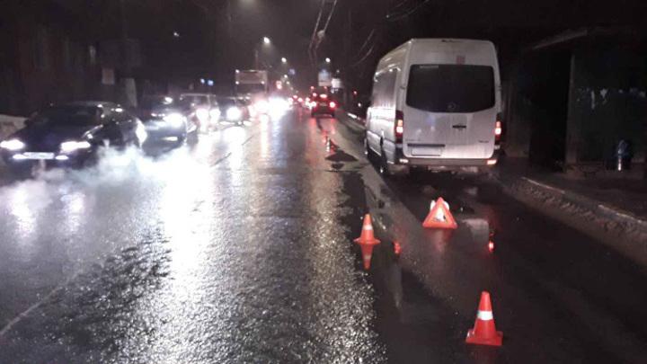 В Иванове растет число падений пассажиров в маршрутках