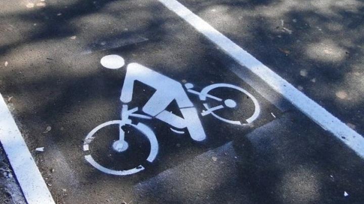 При планировании велодорожек нужно предусматривать создание двух полос