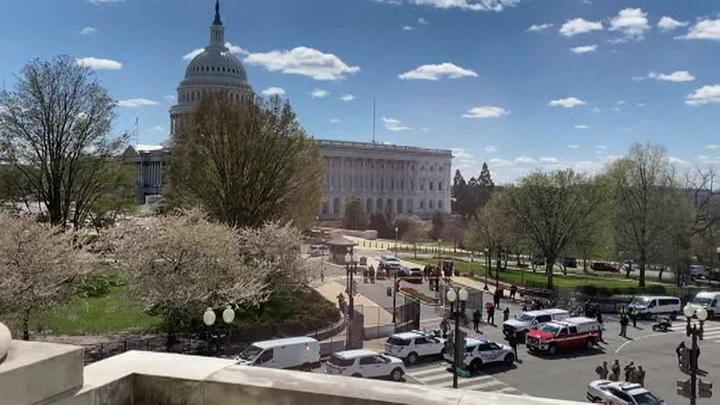 Стали известны детали атаки на Капитолий в Вашингтоне