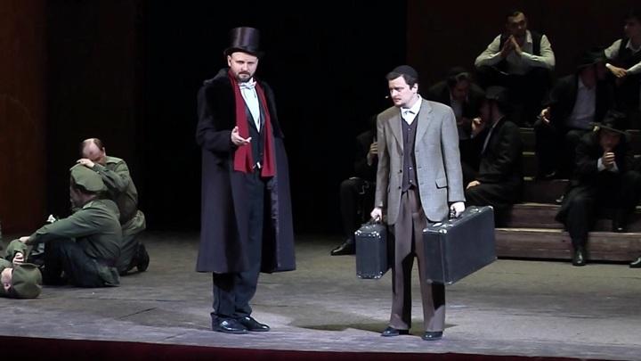 """ВПермском театре оперы ибалета пройдет премьера новой версии """"Кармен"""""""