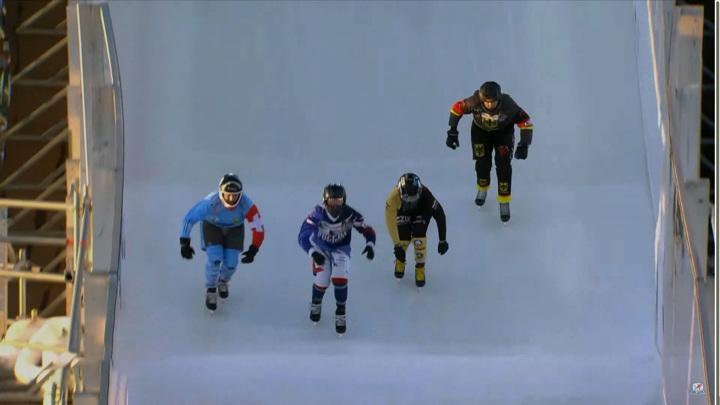 Впервые в России: чемпионат мира по скоростному спуску на коньках