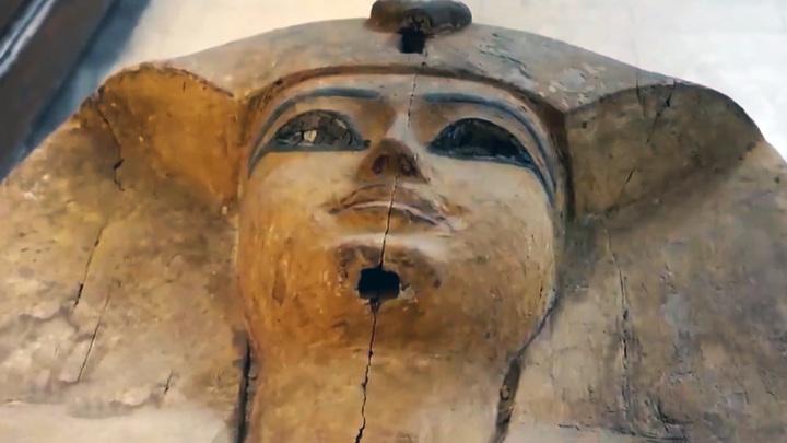 Парад мумий фараонов прошел сакральным путем
