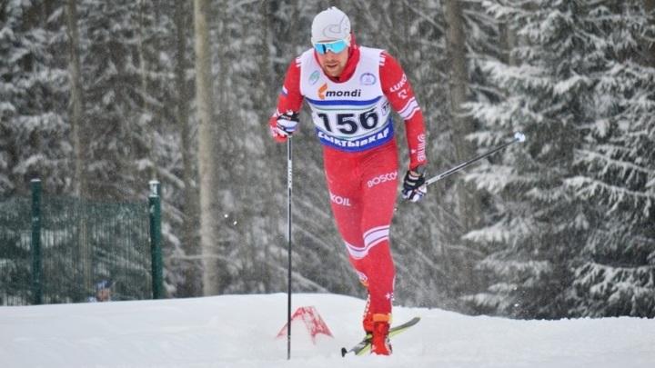 Лыжник Семиков выиграл масс-старт чемпионата России