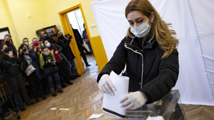 Выборы в Болгарии: побеждает коалиция ГЕРБ – СДС