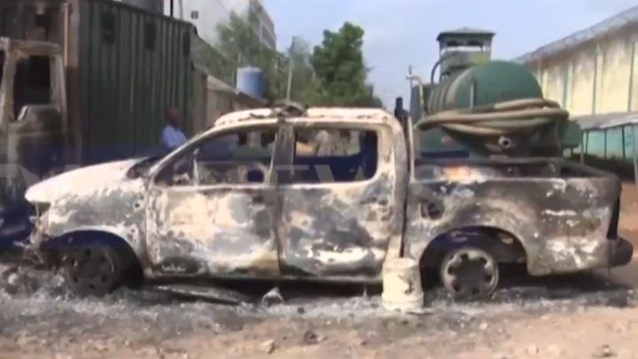 Нигерийские бандиты организовали пасхальный побег 2 тысяч заключенных