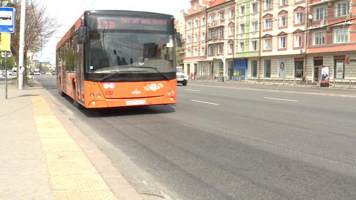В Калининграде за два года обновят парк общественного транспорта