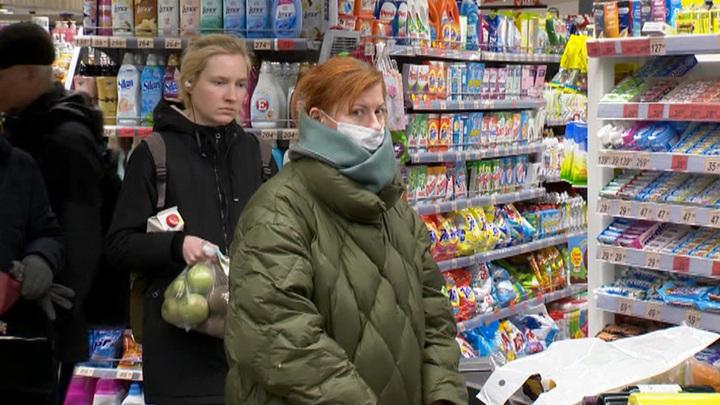 Темпы роста ВВП в России вышли в плюс впервые за пандемию
