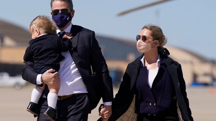 Хантер Байден поведал миру о своей прекрасной жизни сына президента США
